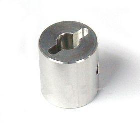 Aluminum differential lock
