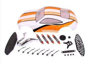 5T upgrade to 5FC Set w/ 911 White/Orange Body