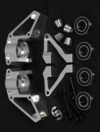 Aluminum Front Hub Carrier Set